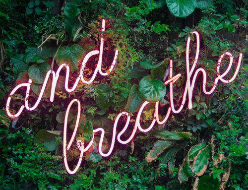 Get Healthy – Part 1: Breathing