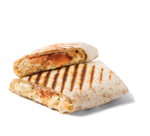 SMOKED SALMON TOASTED WRAP by PURE