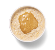ORGANIC PORRIDGE WITH PEANUT BUTTER by PURE