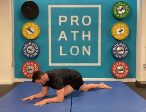 DAILY 15-MINUTE HIP MOBILITY ROUTINE