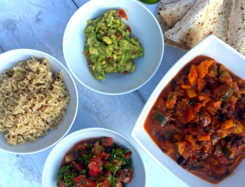Leaner Life: Mexican Bean Chilli